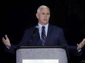 Radžúb: Viceprezident USA Pence je nevítaný na palestínskych územiach