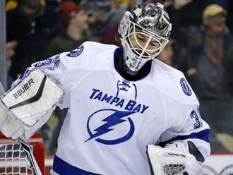 NHL: Budaj s výhrou nad Coloradom, Chára bodoval, Halák kryl 28 striel