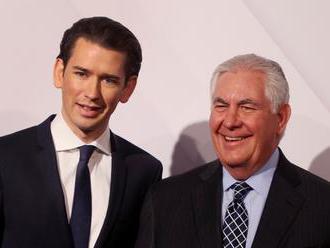 Tillerson: Rusko vyzbrojuje, cvičí a bojuje spolu s ukrajinskými povstalcami