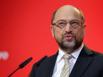 Schulz chce zmeniť EÚ do roku 2025 na Spojené štáty európske