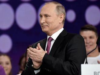 Putin sa ešte nerozhodol, či ide do volieb ako nezávislý či s podporou strany