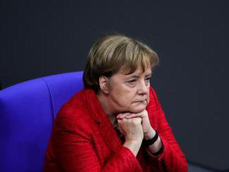 Merkelová nesúhlasí s uznaním Jeruzalema ako hlavného mesta Izraela