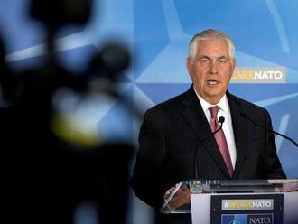 Tillerson: Problém Ukrajiny je jedinou vážnou prekážkou normalizácie vzťahov