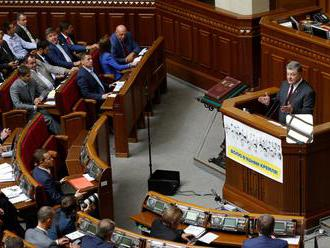 Ukrajinský parlament schválil návrh zákona o štátnom rozpočte na rok 2018