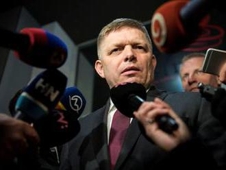 Robert Fico navrhol na podpredsedu Smeru-SD Richarda Rašiho