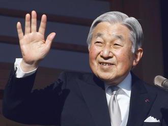 Japonská vláda potvrdila, že cisár Akihito abdikuje v apríli 2019