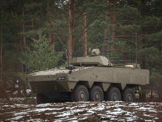Dankovi ľudia prvýkrát ukázali vozidlo pre vojakov. Meno mu zatiaľ nevymysleli