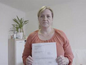 Na léčbu nemám, říká zoufalá matka s rakovinou. O peníze marně žádá pojišťovnu