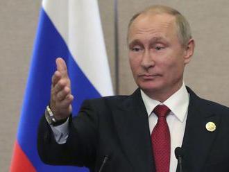 Putin bude kandidovať za prezidenta v budúcoročných voľbách
