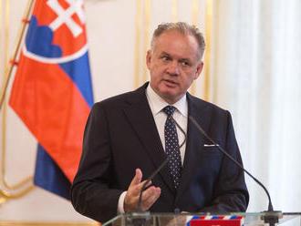 Prezident Kiska vymenoval 40 nových sudcov, je medzi nimi aj syn Štefana Harabina