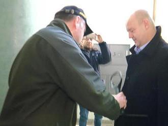 Rusko po prepustení z väzby prvýkrát vypovedá pred vyšetrovateľmi