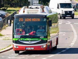 Elektrobus ve službách DPP najel 100.000 km
