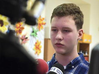Daniel   zachránil při nehodě krvácejícího chlapečka  : Pomáhal i kamarádce