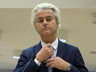 Wilders a jeho strana sa nebudú zúčastňovať na verejných mítingoch