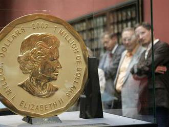 Proč zmizela obří mince? Kvůli zlatu, sběratelství nebo frajeřině