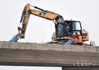 Budúci víkend bude úplne uzatvorená D1 v úseku križovatky Blatné