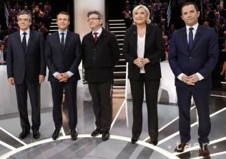 Čo museli splniť francúzski prezidentskí kandidáti