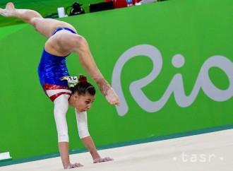 Slovenka B. Mokošová obsadila na ME v športovej gymnastike 17. miesto