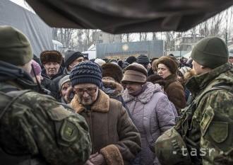 V bojoch s povstalcami na východe Ukrajiny zahynuli dvaja vojaci