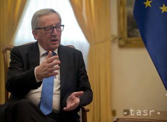Šéf EK Juncker sa na budúci týždeň stretne s miliardárom Sorosom