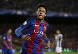 FC Barcelona chce Neymara na El Clasico, skúša to na športovom súde