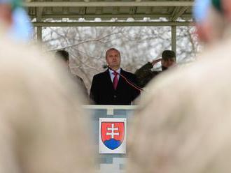 Minister obrany Peter Gajdoš privítal po návrate z troch misií 22 vojakov