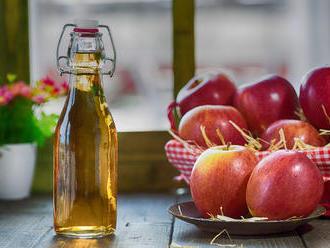 Jablčný ocot – všeliek, ktorý vás zbaví aj nadváhy