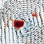 Výzkumy v ASU AV ČR  : Zrcadlová nestabilita v turbulentním slunečním větru