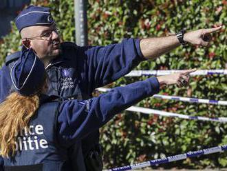 Chystal se další teror? Policie v Bruselu zadržela pět lidí se zbraněmi a municí