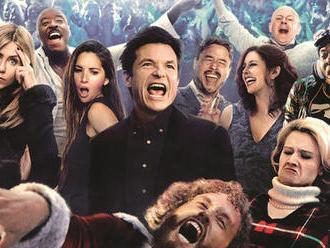 Hrajte s Blesk Magazínem TV o DVD s filmem Pařba o Vánocích