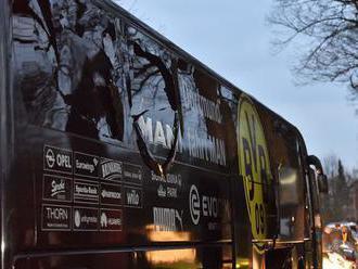 Polícia zadržala podozrivého z útoku na autobus Burussie Dortmund