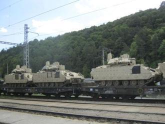 Gajdoš: V júni a júli sa bude cez Slovensko presúvať Armáda USA