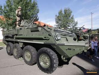Slovenskom prejde veľký konvoj americkej armády
