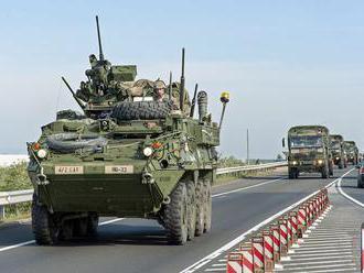 Cez Slovensko prejdú americké tanky, minister chce zabrániť špekuláciám