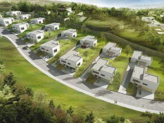 Nová etapa projektu Zelené terasy Devín v predaji