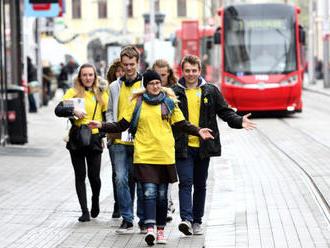 Dobrovoľníci v Bratislave vyzbierali počas Dňa narcisov vyše 170-tisíc eur