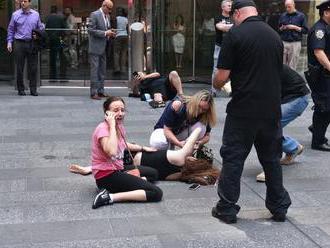 VIDEO Mladej obete a nadrogovaného šialenca z New Yorku VNÚTRI: Mrazivé slová pri zatýkaní!