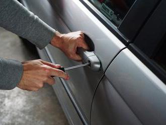 KRÁDEŽE ÁUT Pozrite si zoznam ukradnutých áut na Slovensku