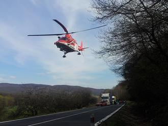 Akčné ráno v Tatrách: Dve turistky musela zachraňovať helikoptéra!