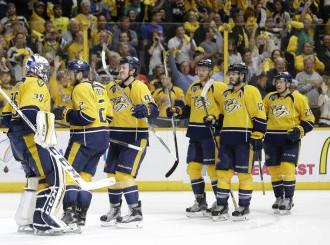 NHL: Nashville prišiel pred piatym zápasom proti Anaheimu o Johansena