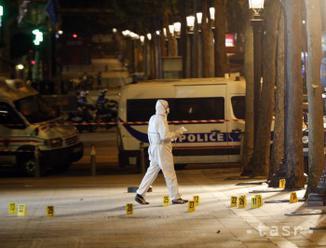 Muža, ktorý mal na Champs-Élysées zabiť policajta, vyšetrujú