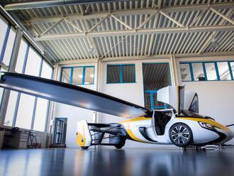 Aeromobil hlási desiatky záujemcov, aj keď ich posledný model ešte neletel