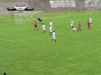 VIDEO: Rozhodnuto za 47 minut. Rezerva Domažlic dala Rozvadovu 4 góly