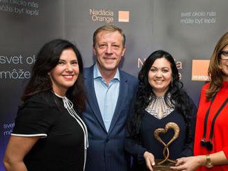 Nadácia Orange po ôsmy raz ocenila najúspešnejšie mimovládne organizácie
