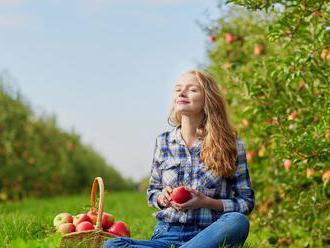 Ako je možné, že sú jablká na trhu celý rok? Môže za to chemický trik