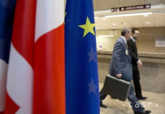 V Bruseli sa dnes uskutočnia prvé oficiálne rokovania o brexite