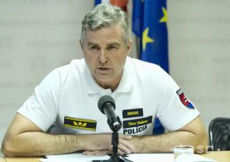GAŠPAR: Vyšetrovanie ukáže, či pri streľbe na auto pochybil policajt