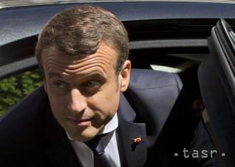 Francúzi na Slovensku posunuli do parlamentu Macronovho kandidáta