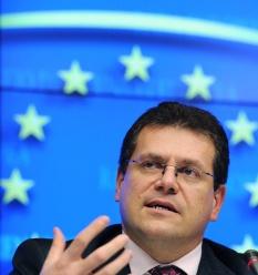 M. ŠEFČOVIČ: EÚ začína rokovania o brexite v dobrej viere