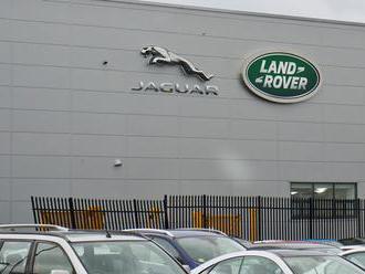Jaguar Land Rover vytvorí do roka okolo 5000 nových pracovných miest